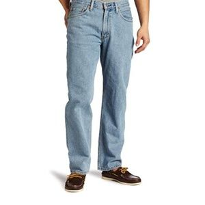 Levi's 550 Men's Jean's Relaxed Fit W36 L29
